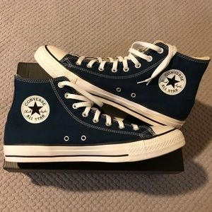 Converse Classic All Star Midnight Turq Sneakers